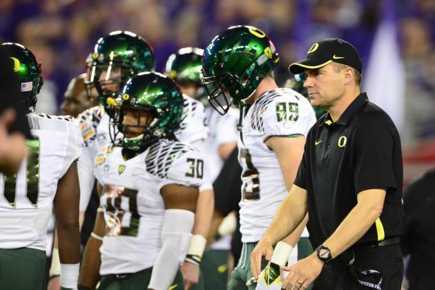 Helfrich's Oregon Staff Complete