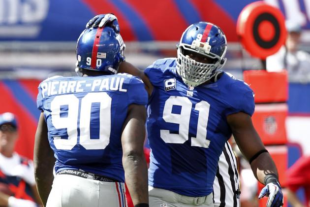 Can Giants Fix Their Defense?