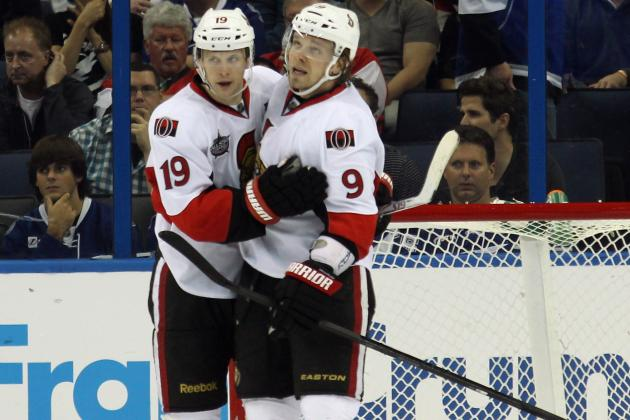 Ottawa Senators That Need to Step Up in Jason Spezza's Injury Absence