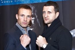 Froch-Kessler Set for May 25 in London