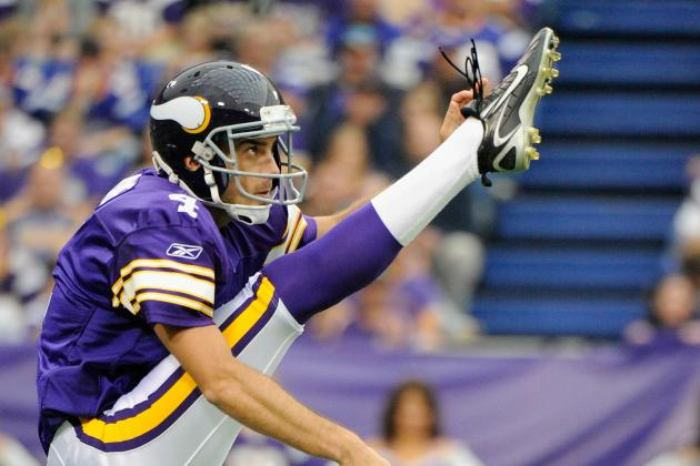 Chris Kluwe Has Cartilage Cleaned Out, Should Be Ready for Offseason