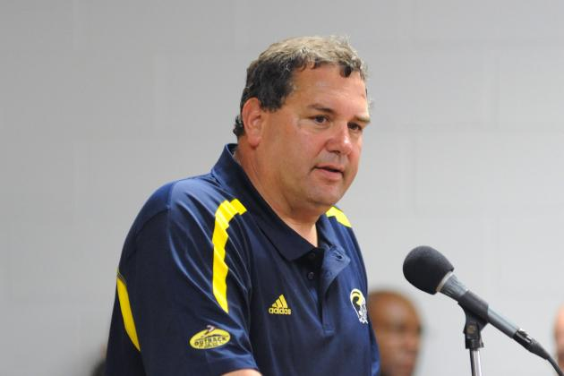 Brady Hoke Explains How Michigan Catfished Its Own Players