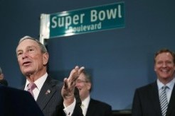 New York Host Committee Wants More Than One SuperBowl