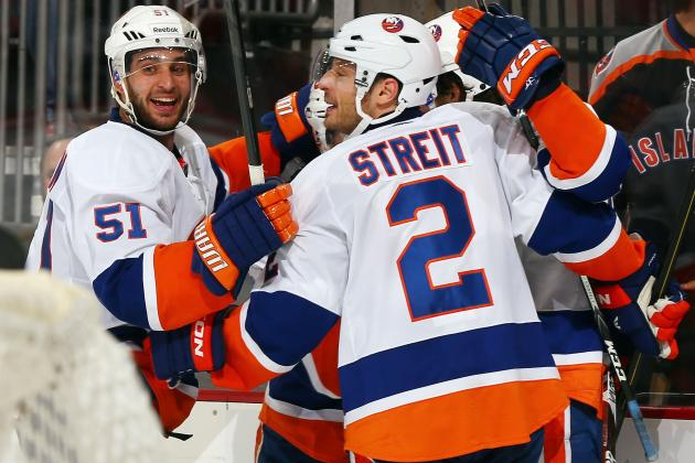 Isles Cap Strong Trip with Win over Devils