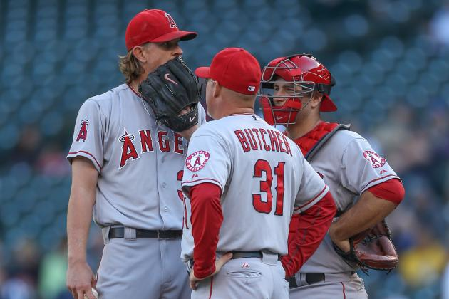 Trades the Los Angeles Angels Could Make to Acquire More Starting Pitching