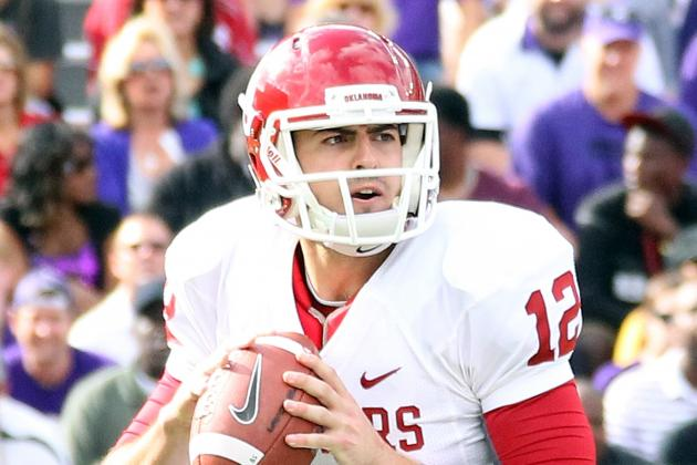 Oklahoma QB Landry Jones Should Interest Dolphins Fans