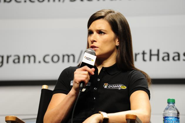 Tony Stewart Has Confidence in Danica
