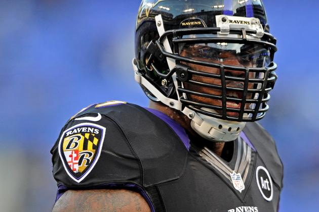 Ravens vs. 49ers: Terrell Suggs Will Be Big Dissappointment in Super Bowl XLVII