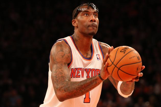 Knicks' Stoudemire: Ojajuwon Tutelage Starting to Pay Off