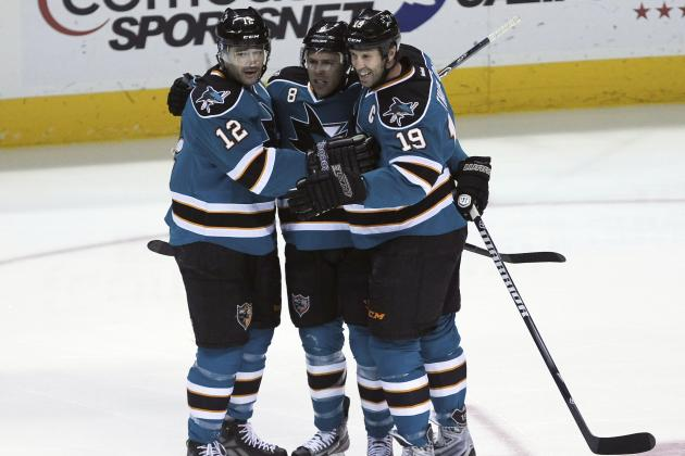 San Jose Sharks Feeding off Chemistry in Hot Start to Season