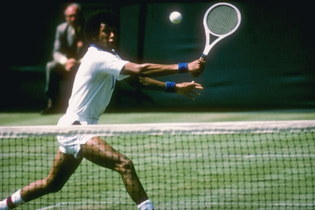 Arthur Ashe's Trophies, Teeth, Estate Up for Auction
