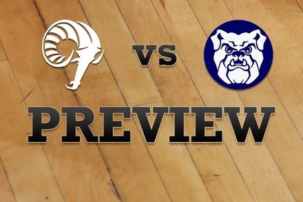 Rhode Island vs. Butler: Full Game Preview