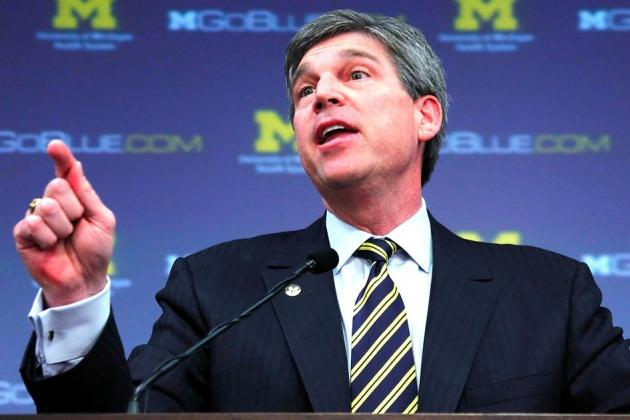 Michigan's Athletic Department Has No Business 'Catfishing' Its Athletes