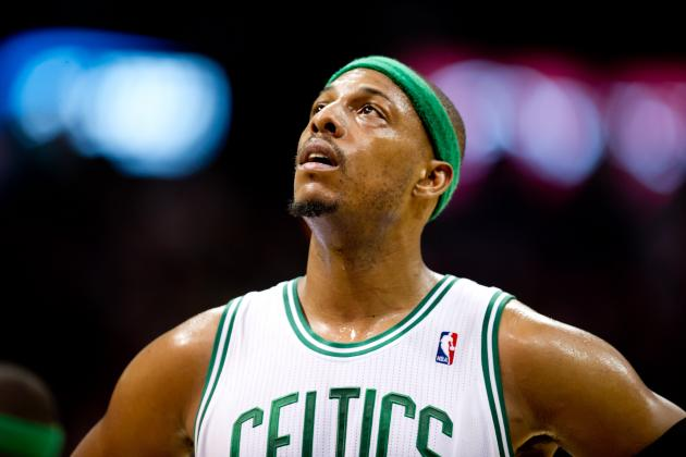 Danny Ainge Leaves Open Possibility of Trading Paul Pierce