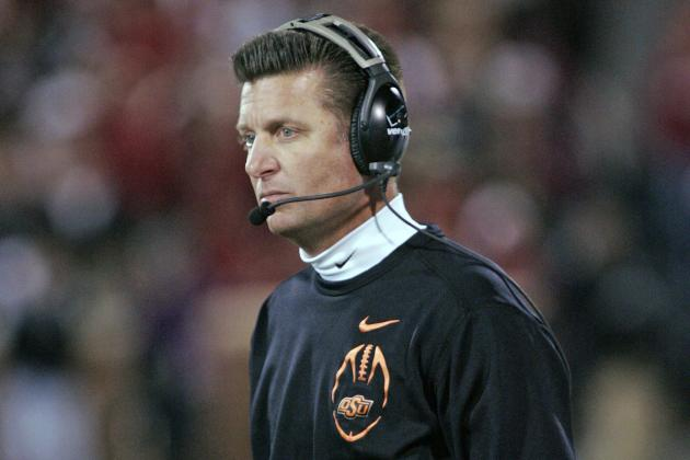 Oklahoma State Football: Could Fred Ross Flip to Mississippi State?