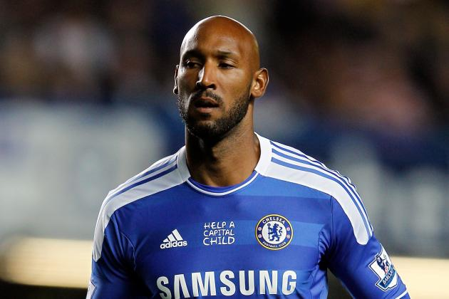 Anelka Completes Juve Switch