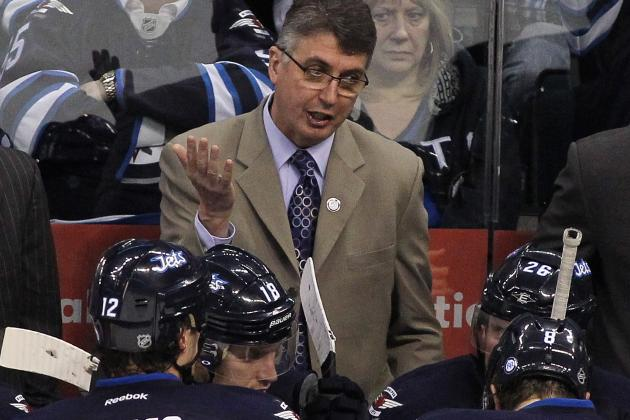 Winnipeg Jets' Road Woes Resurface