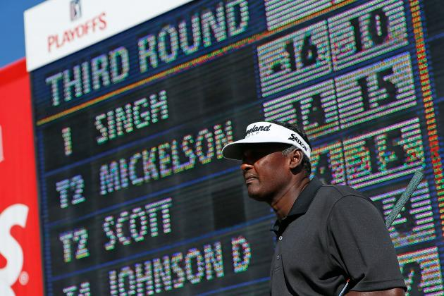 Will PGA Tour Suspend Vijay Singh for Banned Steroid Use?