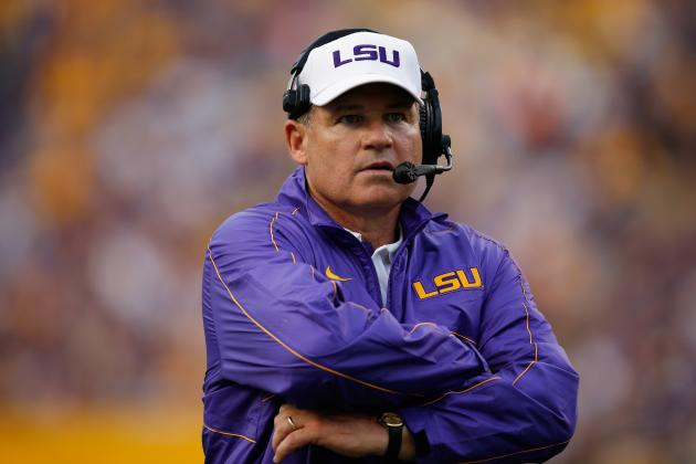 LSU Expecting Another Top-5 Recruiting Class