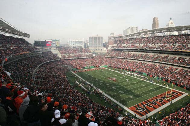 Bengals Announce Season-Ticket Prices
