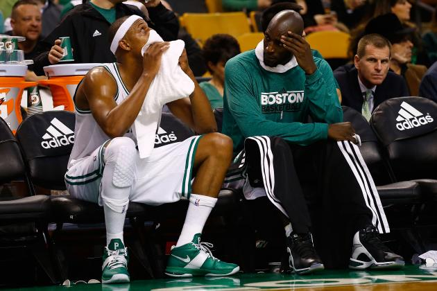 Debate: Who Would You Rather Keep -- Garnett or Pierce?