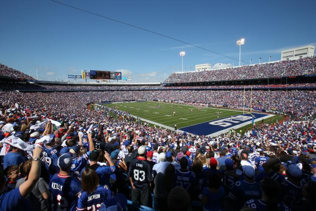 Bills Hold Line on Season Tickets; Single Seats Up $8 on Average