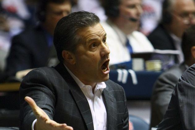 Coach's Corner: Catching Up with John Calipari