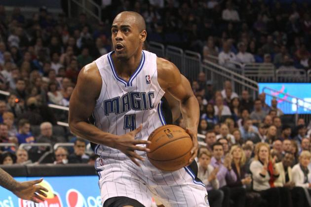 Arron Afflalo Sits out Magic Shootaround and Is Unlikely to Face the Celtics