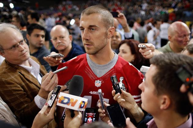 Alex Smith Rumors: KC Chiefs Linked to QB, Should They Pursue Him in Offseason?