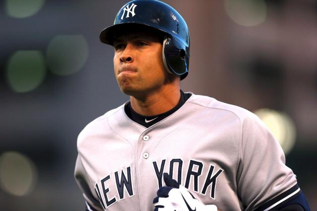 Alex Rodriguez Was Reportedly Injected with PEDs at South Florida Home