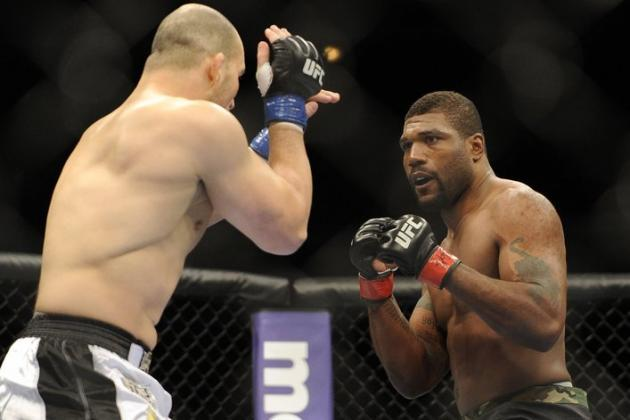 UFC Closes Door on Rampage's Return