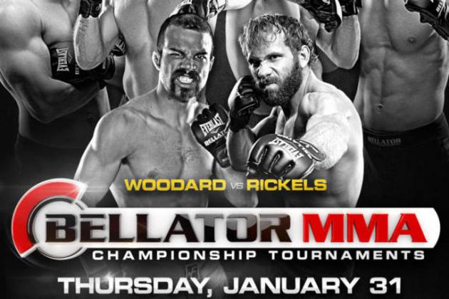 Bellator Results, Recap, Gifs: Lightweight Tournament Quarterfinals