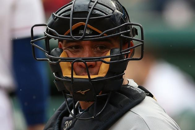 Report: Reds Nearing Deal with Catcher Olivo