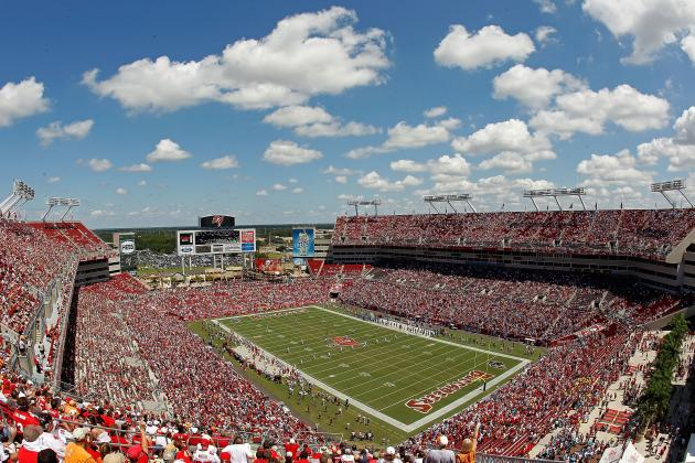 Raymond James Stadium Upgrades Present Open Canvas for Tampa Bay, Aramark