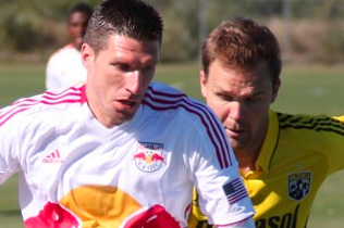 Red Bulls Defeat Columbus Crew 2-0 in Preseason Opener
