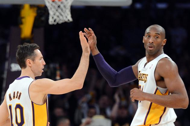 Finding the Right Balance May Mean Separating Kobe and Nash