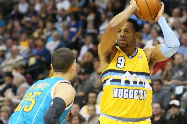 Preview: New Orleans Hornets at Denver Nuggets