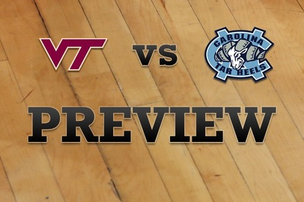 Virginia Tech vs. North Carolina: Full Game Preview