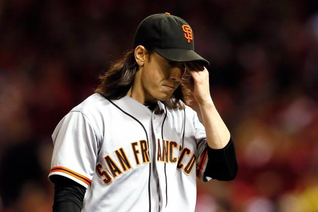 Is Tim Lincecum Washed Up After Years of Dominance?
