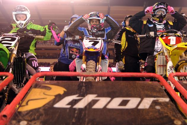 Injuries Play Major Role in Supercross and All Forms of Motorsports
