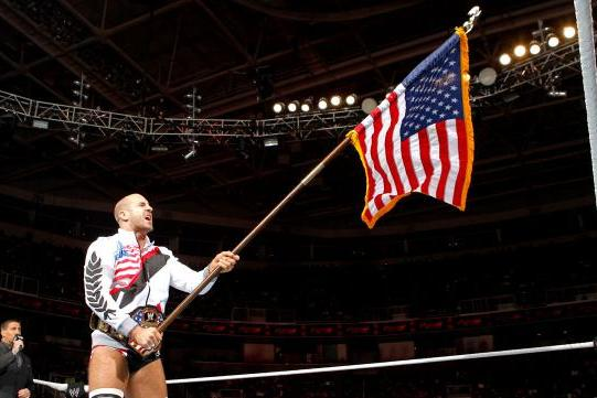 Antonio Cesaro: U.S. Champ Says the Super Bowl Is Not for 'Real Athletes'