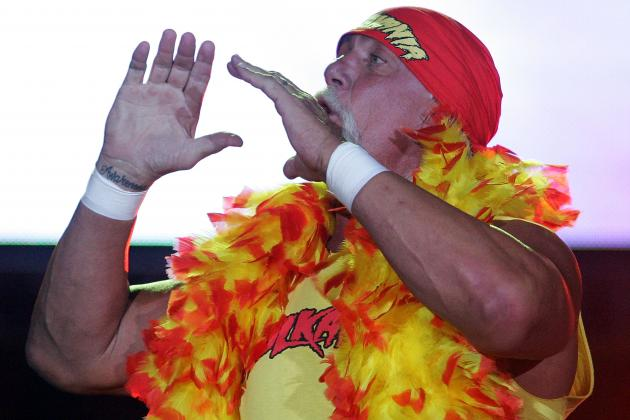 Stallone Says Hogan Hit Him Harder Than Anyone Else