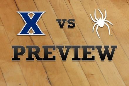 Xavier vs. Richmond: Full Game Preview