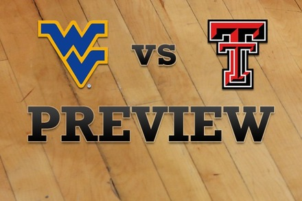 West Virginia vs. Texas Tech: Full Game Preview