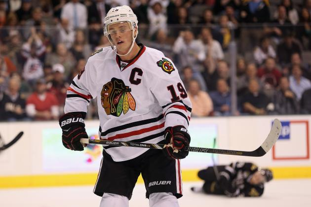 Lockout Workouts Paying Off Now for Blackhawks