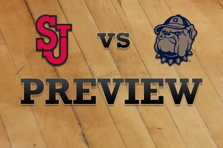 St John's vs. Georgetown: Full Game Preview