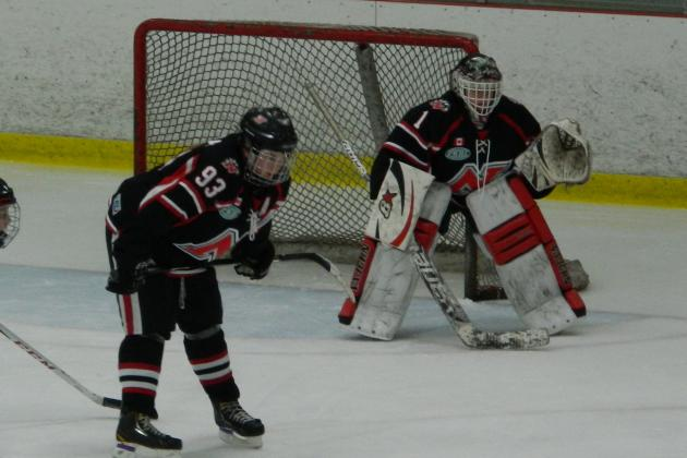 Addi Halladay One of the Veteran Leaders on Nepean Wildcats