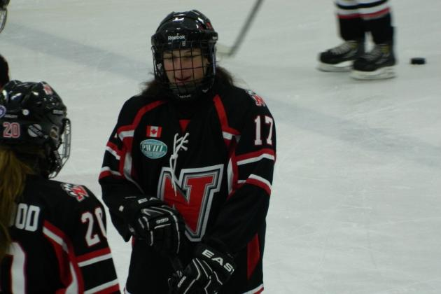 Sam Cogan Represents the Next Wave of Scoring Leaders for Nepean PWHL