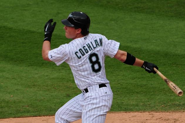 Report: Sox Received Offer from NL Team to Facilitate 3-Way Trade for Coghlan