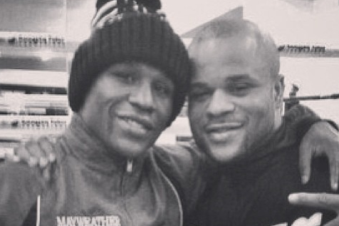 Floyd Posts Instagram Farewell to Omar Henry